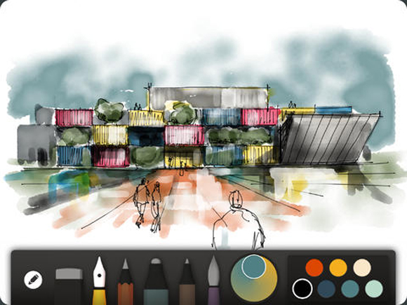 Top 10 iPad Apps for Graphic Designers and Creatives