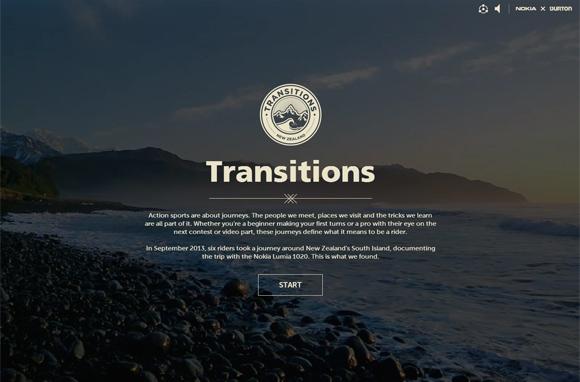 30 Awe-Inspiring Websites Using Ghost Buttons