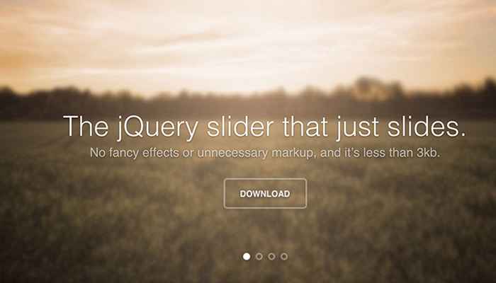 unslider plugin open source fullscreen jquery