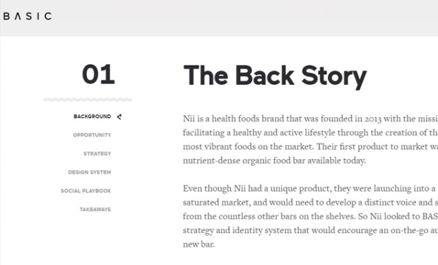 basic agency case studies