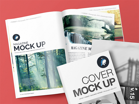 Free magazine mockup psds to use in your future designs 20 free magazine mockup psds to use in your future designs pronofoot35fo Images