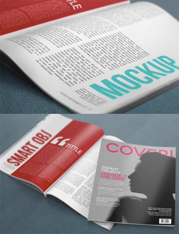 Free magazine mockup psds to use in your future designs 20 free magazine mockup psds to use in your future designs pronofoot35fo Choice Image