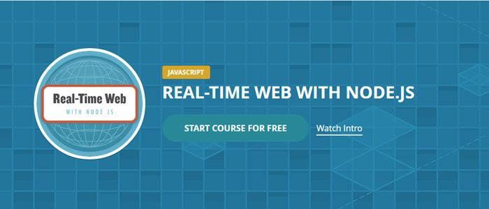 code a realtime nodejs webapp tutorial