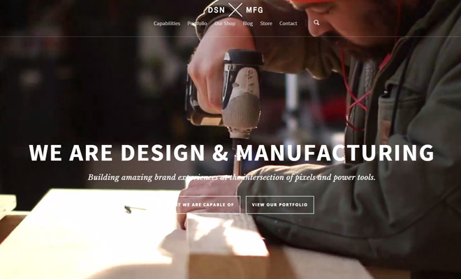 design and manufacturing agency