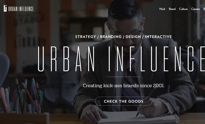 urban influence video background