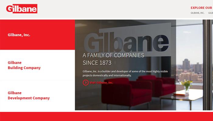 Gilbane emlak şirketi
