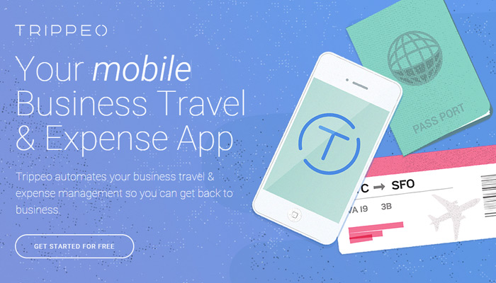 trippeo landing page