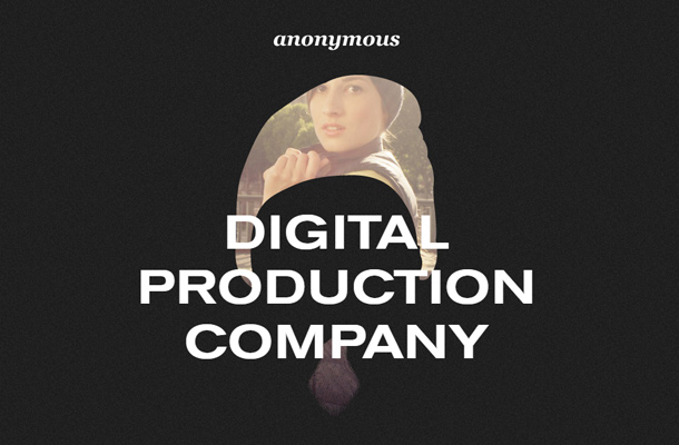 anonymous france digital production website animation