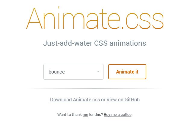 28 powerful open source css frameworks libraries css transition animate library freebie malvernweather Images