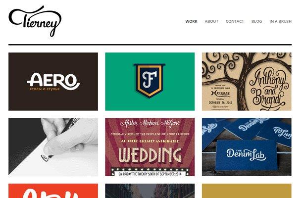 colin tierney personal design portfolio