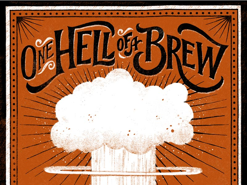 One Hell of a Brew by Mary Kate McDevitt