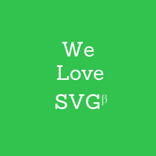 Download We Love SVG offers Open Source Icons for UI Design