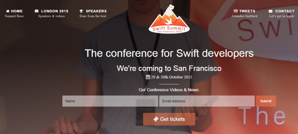 Swift Summit conference