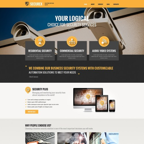 32-security-services-psd-template