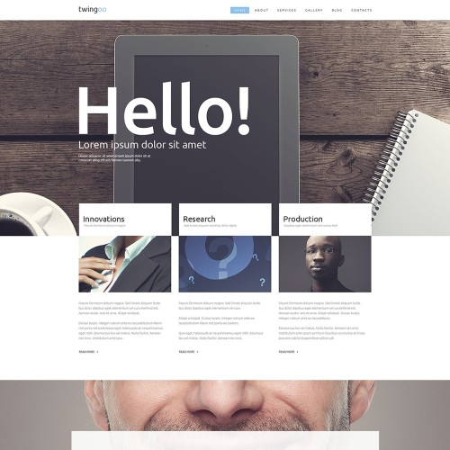 39-business-psd-template