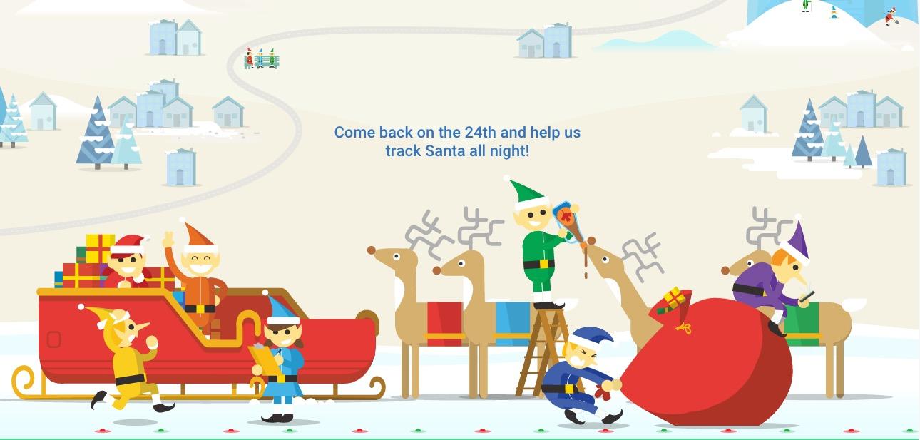 Santa Tracker1