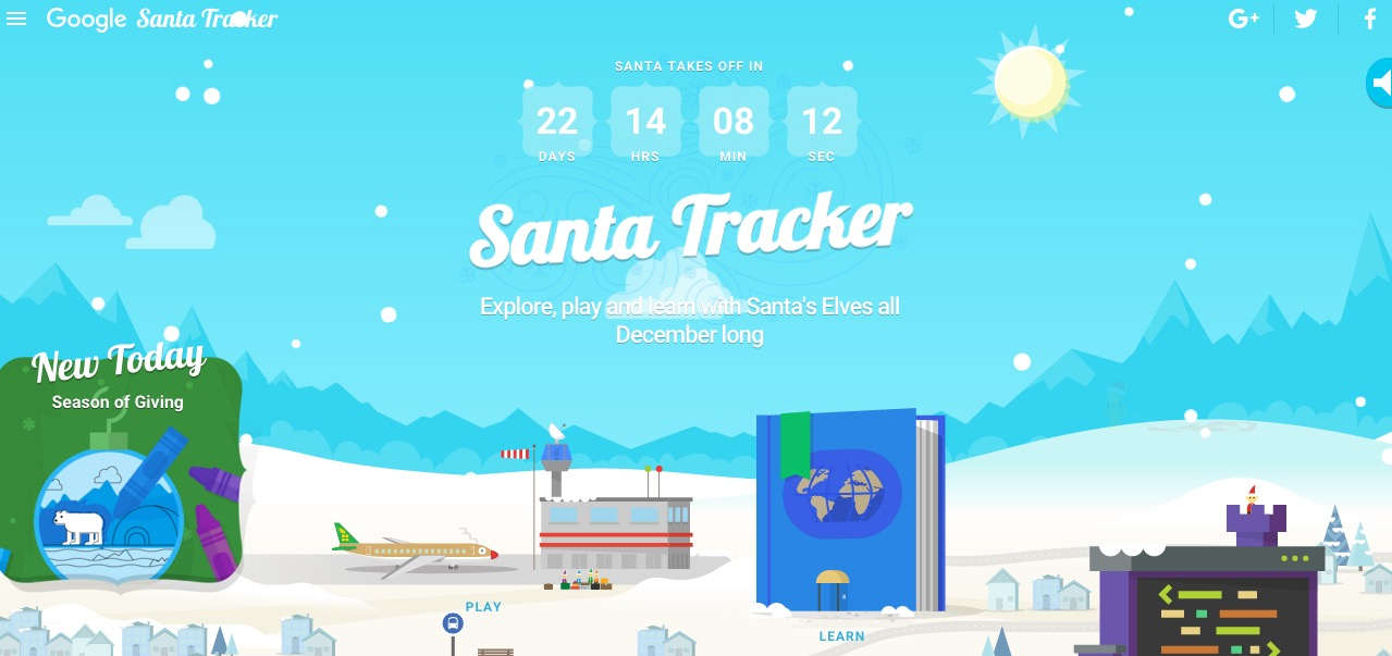 Santa Tracker3