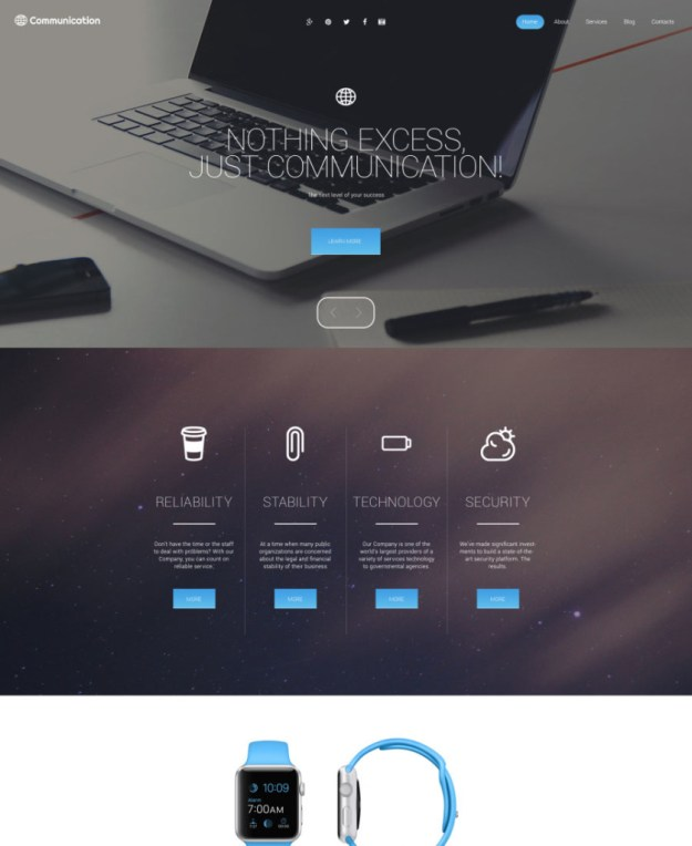 37-premium responsive WordPress themes
