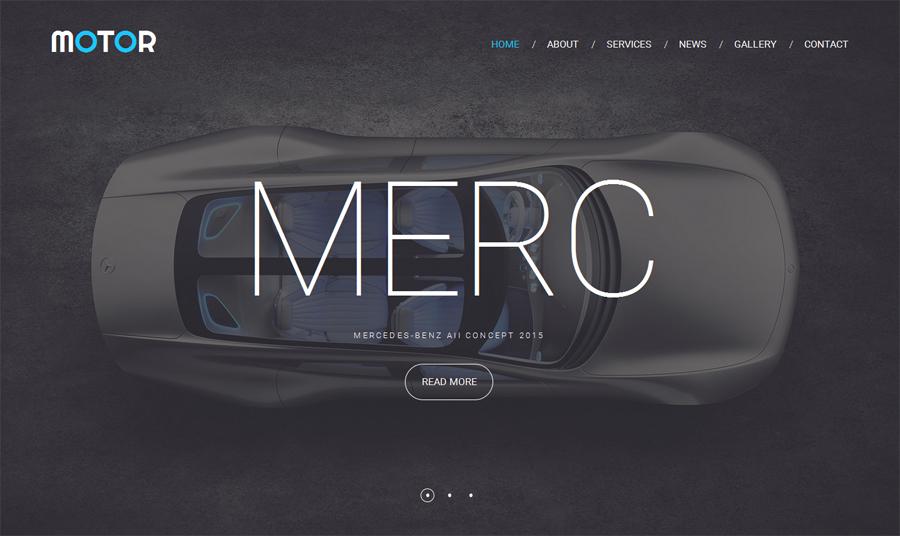 12. motor-website-template