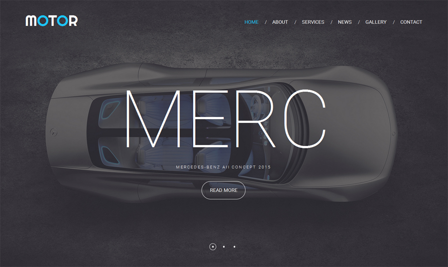 12. motor-website-template