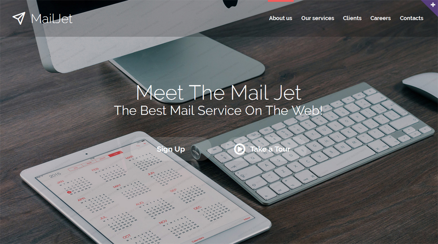 24. email-services-website-template