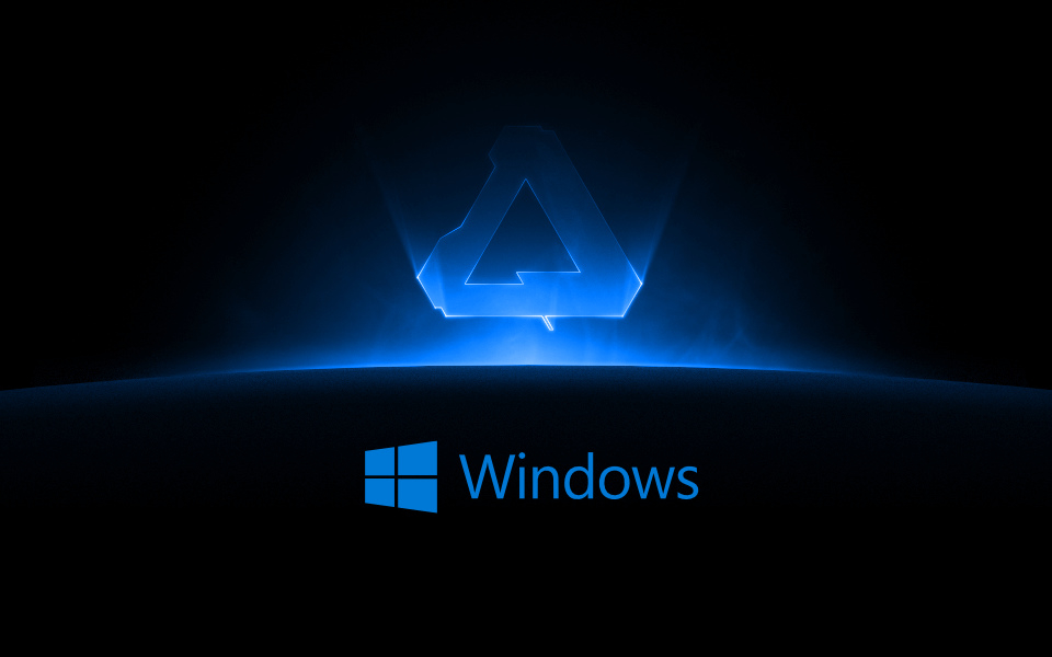 affinity-on-windows