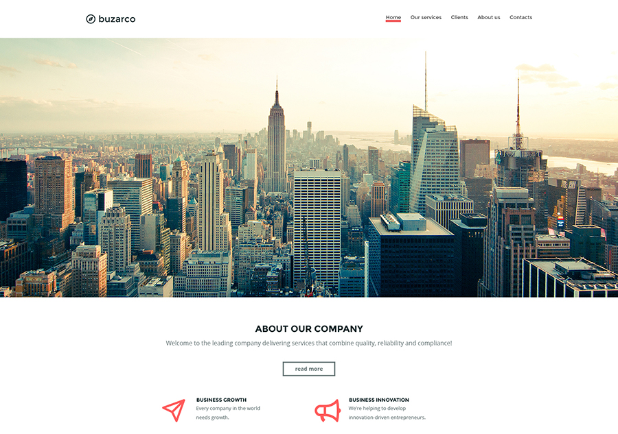 business-html5-template