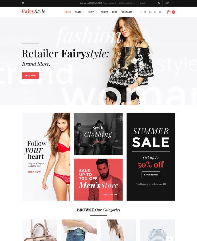 4-fairy-style-gpl-wordpress-theme