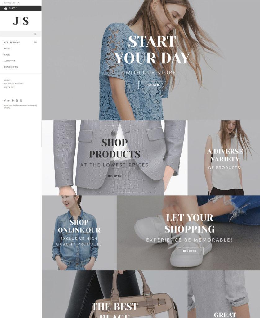 7-js-apparel shopify theme