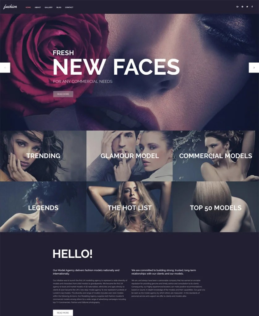 Fashion-Spot-WordPress-Theme - responsive WordPress themes