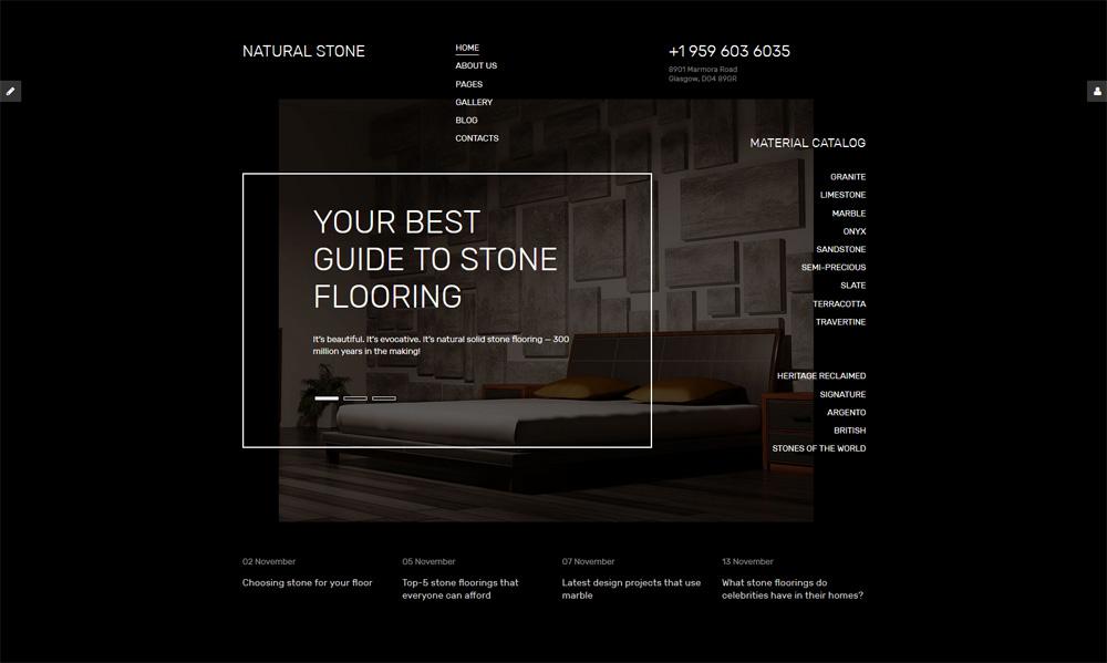 Natural-Stone-Floor-Joomla-Template