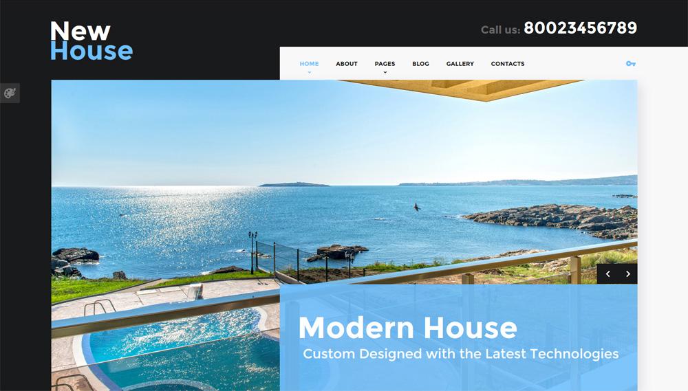 New-House-Joomla-3-Templates