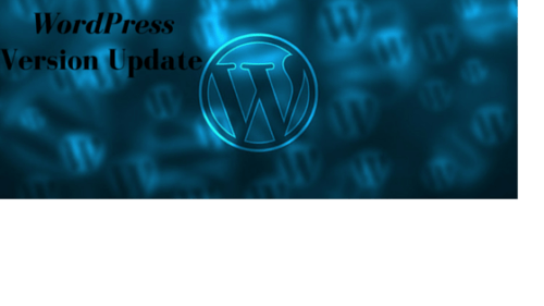 WordPress Version Update