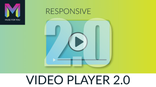Muse For You - Video Player 2.0 Widget - Adobe Muse CC