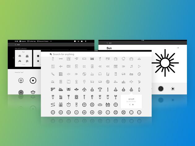 WDL Shop: Noun Project