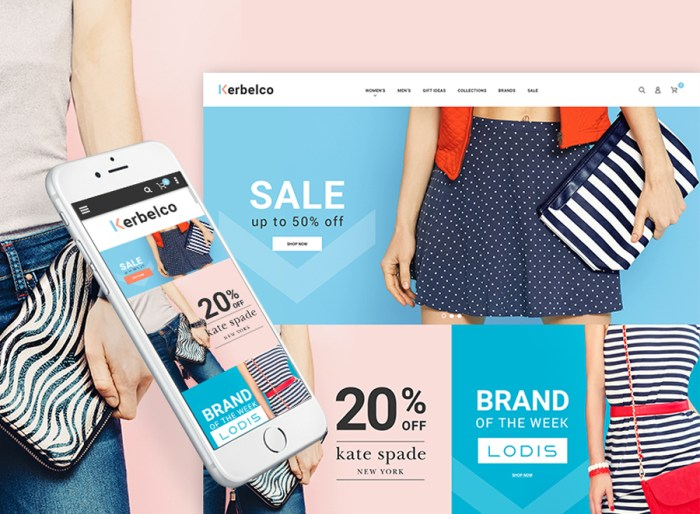 Fashion & Handbags Magento 2 Theme
