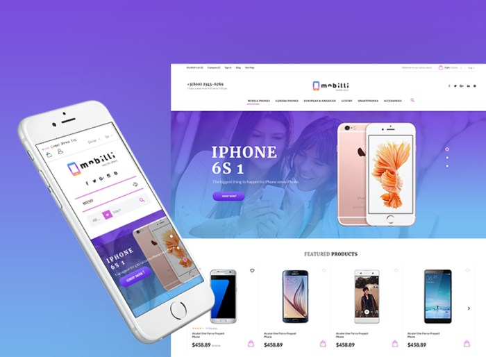 Mobilli - Mobile Phones & Accessories PrestaShop Theme