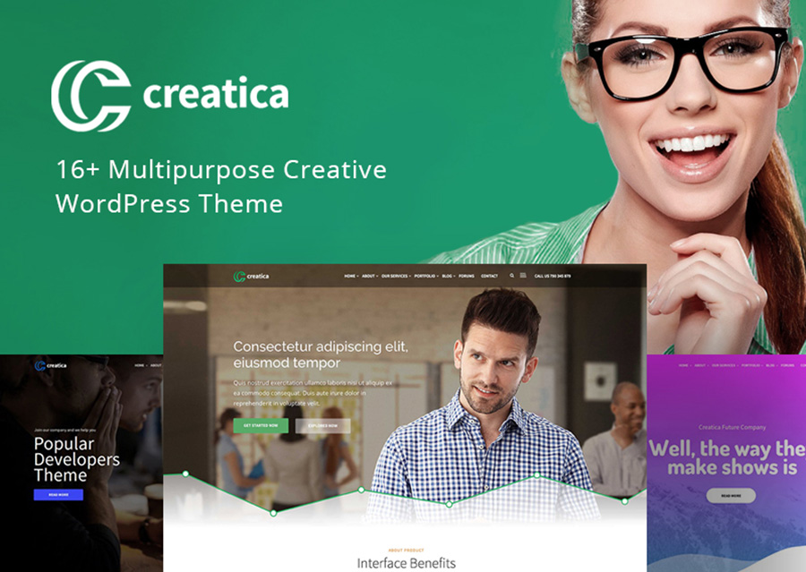 Top 20 Financial WordPress Themes for 2017 to Build Corporate Sites