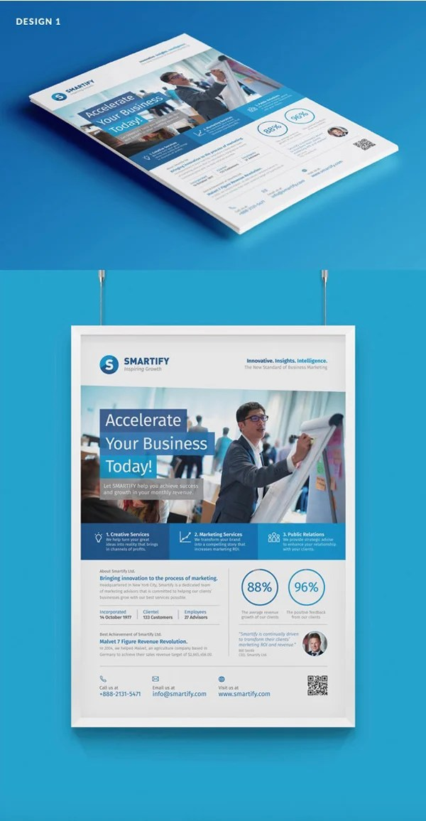 7-Design Corporate Business Flyers