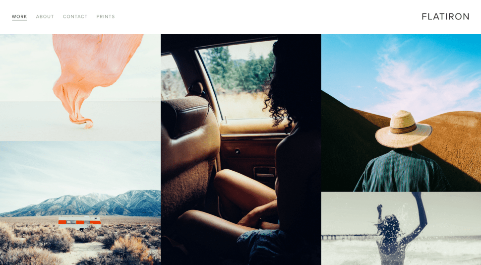 Template Review Which Templates Are Best For Setting Up A Photography Website Wanderlust Web