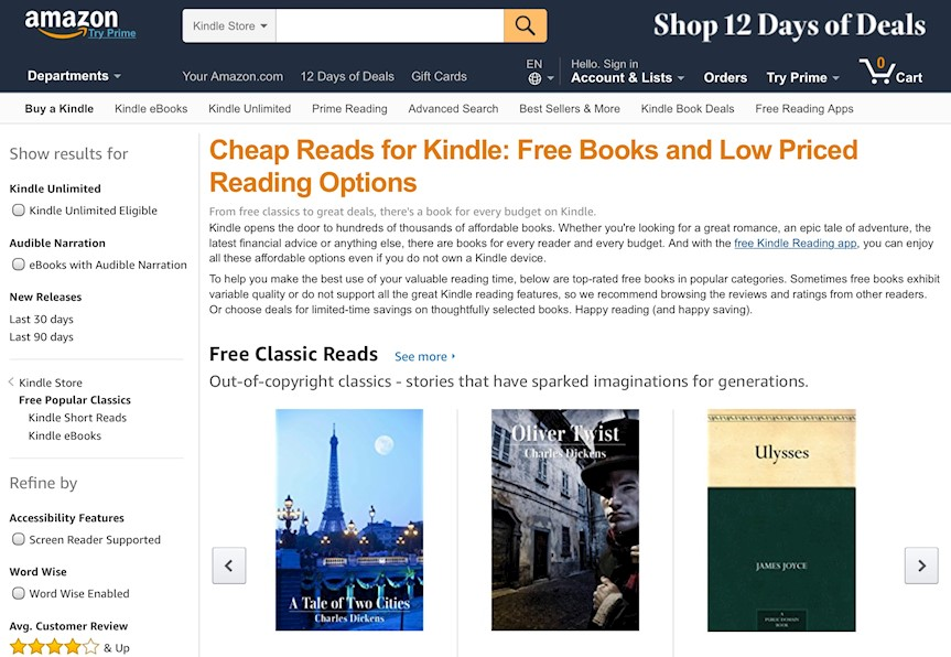 amazon-free-books