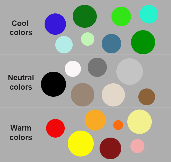 Neutral Color Definition: How To Use Color Contrast To Get The Maximum Impact