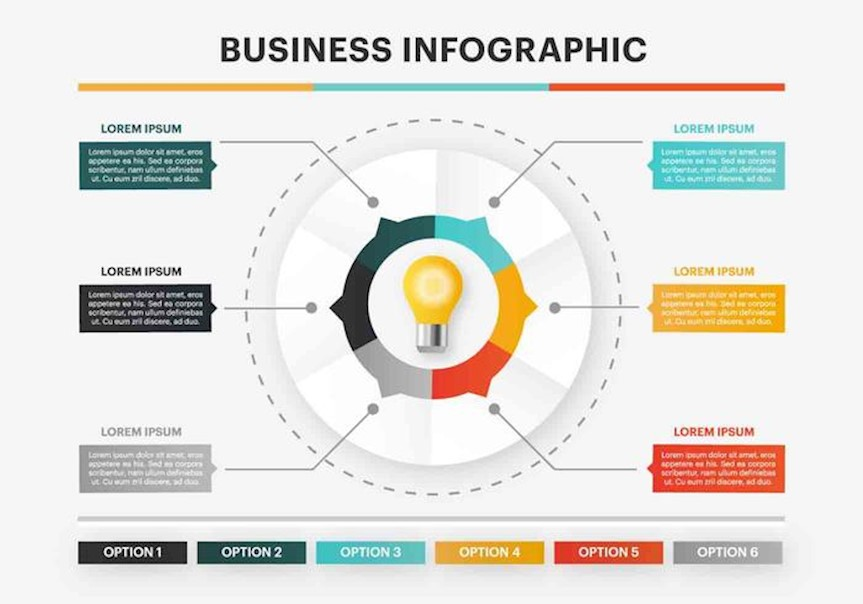 Dragon Digital - 20 Cool Infographic Templates to Create Amazing Designs
