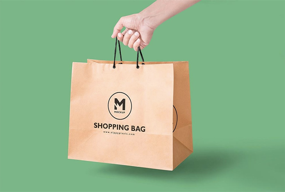 hand-shopping-bag-mockup