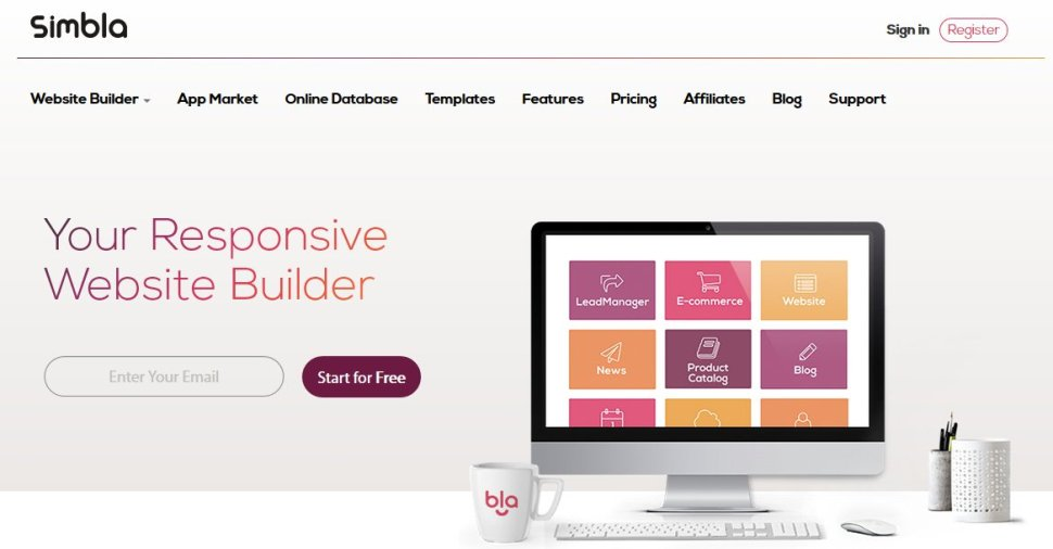 How to Build a Website the Easy Way – Simbla Review