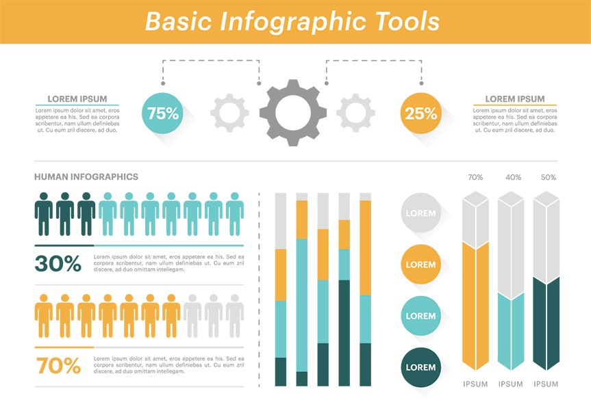 20 Cool Infographic Templates to Create Amazing Designs