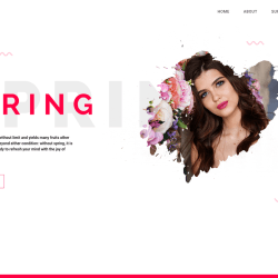 Creating a Spring Header in Adobe Muse - Adobe Muse CC - Muse For You