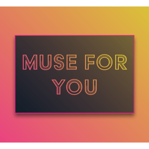 Muse For You - Gradient Text Widget - Adobe Muse CC - Web Design Ledger