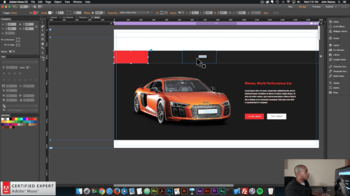 Muse For You - New Update - Responsive Compositions - Adobe Muse CC