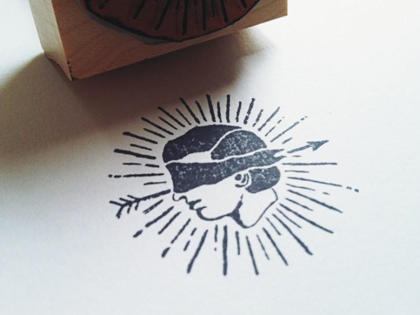 stamp-man